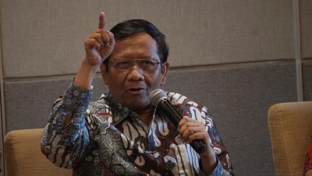 Mahfud MD soal Surat Suara di Malaysia Tercoblos: Jika Curang, Batalkan!