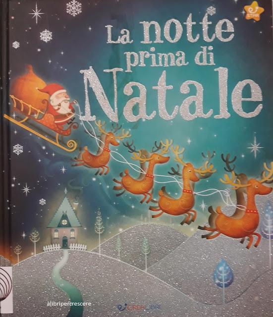 Libri per crescere: La notte prima di Natale