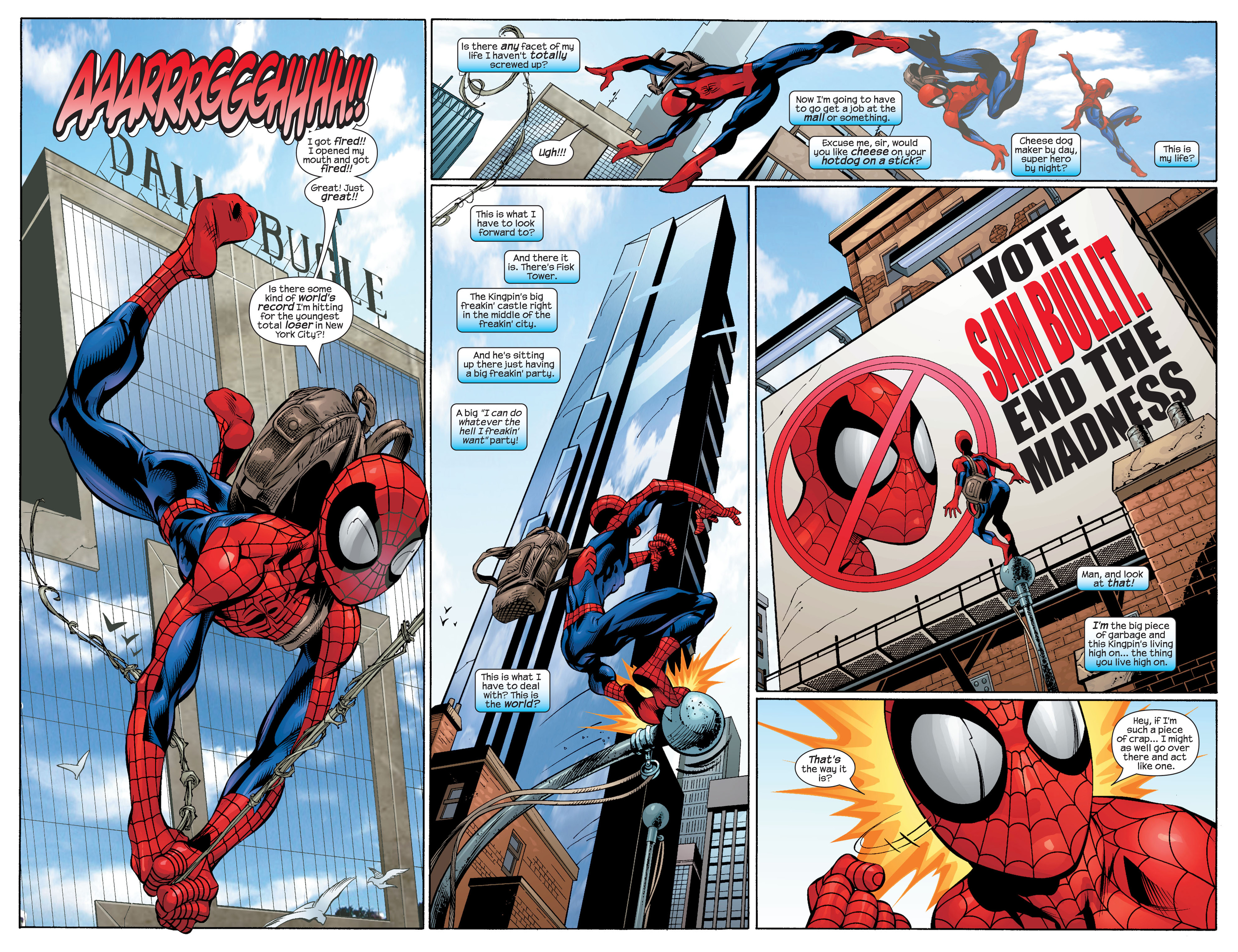 Read online Ultimate Spider-Man (2000) comic -  Issue #48 - 5