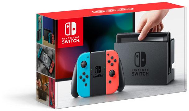 Se conoce el tamaño de muchos juegos de Switch en forma digital