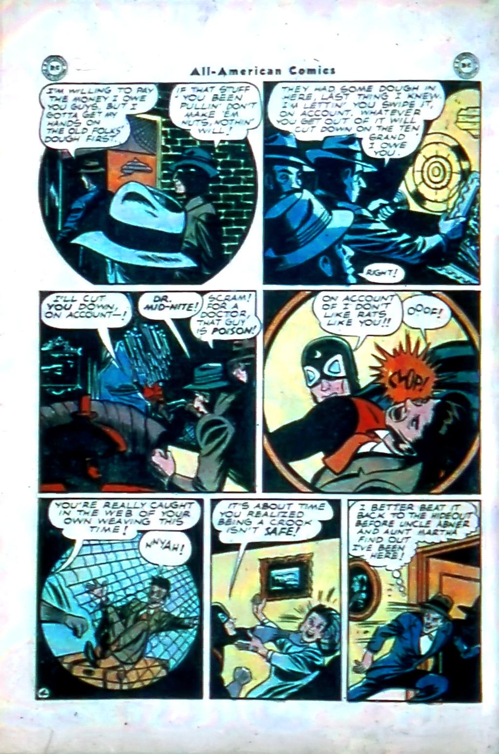 Read online All-American Comics (1939) comic -  Issue #74 - 22
