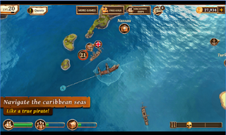 Game Ships of Battle Age of Pirates Apk