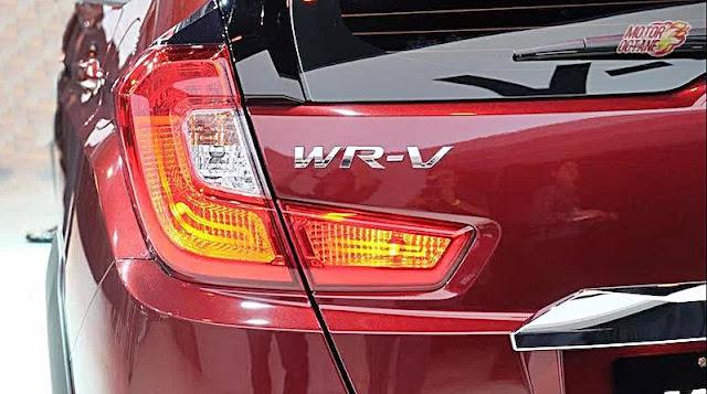2017 Honda WR-V Release Date, Price, Specs