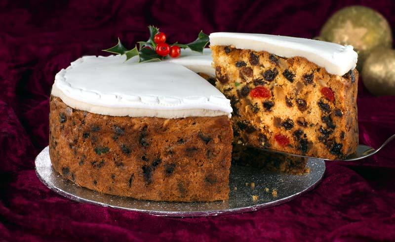 Rich Christmas Cake