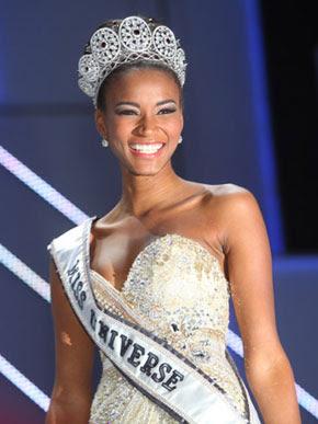 5 A beleza da Miss Universo 2011