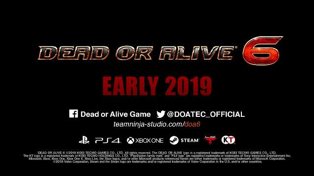 Hal Yang Harus Kamu Ketahui Tentang Dead or Alive  [Top Facts] 5 Hal Yang Harus Kamu Ketahui Tentang Dead or Alive 6