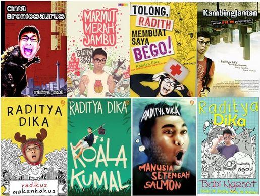 Download Kumpulan Novel Raditya Dika PDF - Lengkap Gratis!
