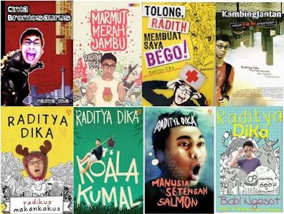 Kumpulan Novel PDF Raditya Dika
