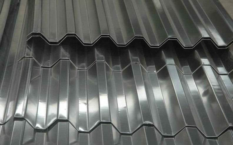 Aluminium Roofing Sheet : Construction and real estate april
