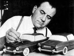 Pietro Frua became one of Italy's leading  car designers in the 1960s