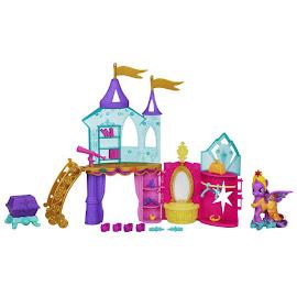 My Little Pony Crystal Princess Palace Twilight Sparkle Brushable Pony