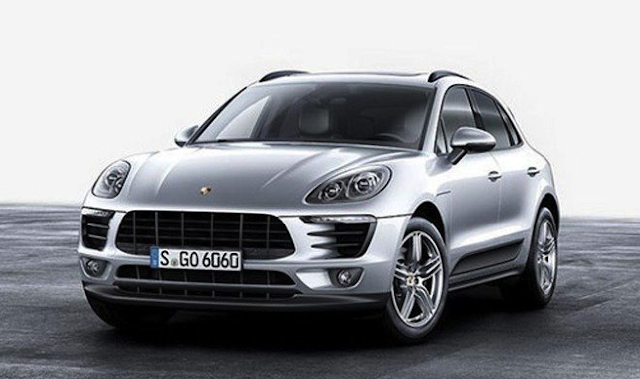 2017 Porsche Macan S Review