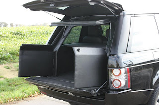 Armored Cars: 2012