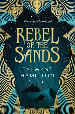 What Am I Known For? [Rebel of the Sands Promo + Giveaway]