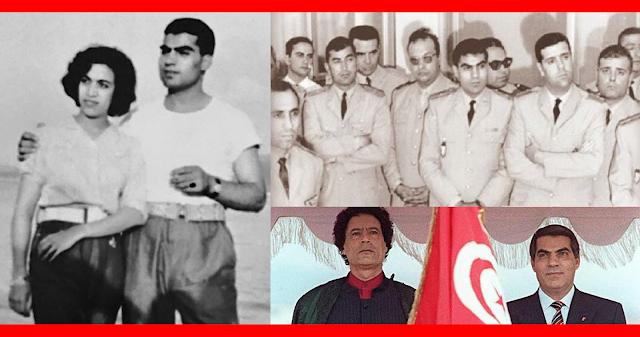 صور خاصة للرئيس الأسبق 'بن علي' .. يرفع عنها الستار لأول مرة !