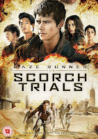 Maze Runner: The Scorch Trials (2015) Dual Audio [Hindi-Cleaned] 720p BluRay ESubs Download