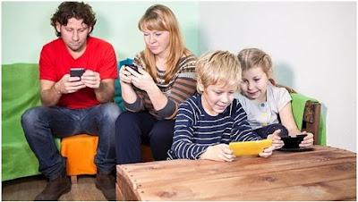 familia, comunicacion, comunicacion familiar, tecnologia,