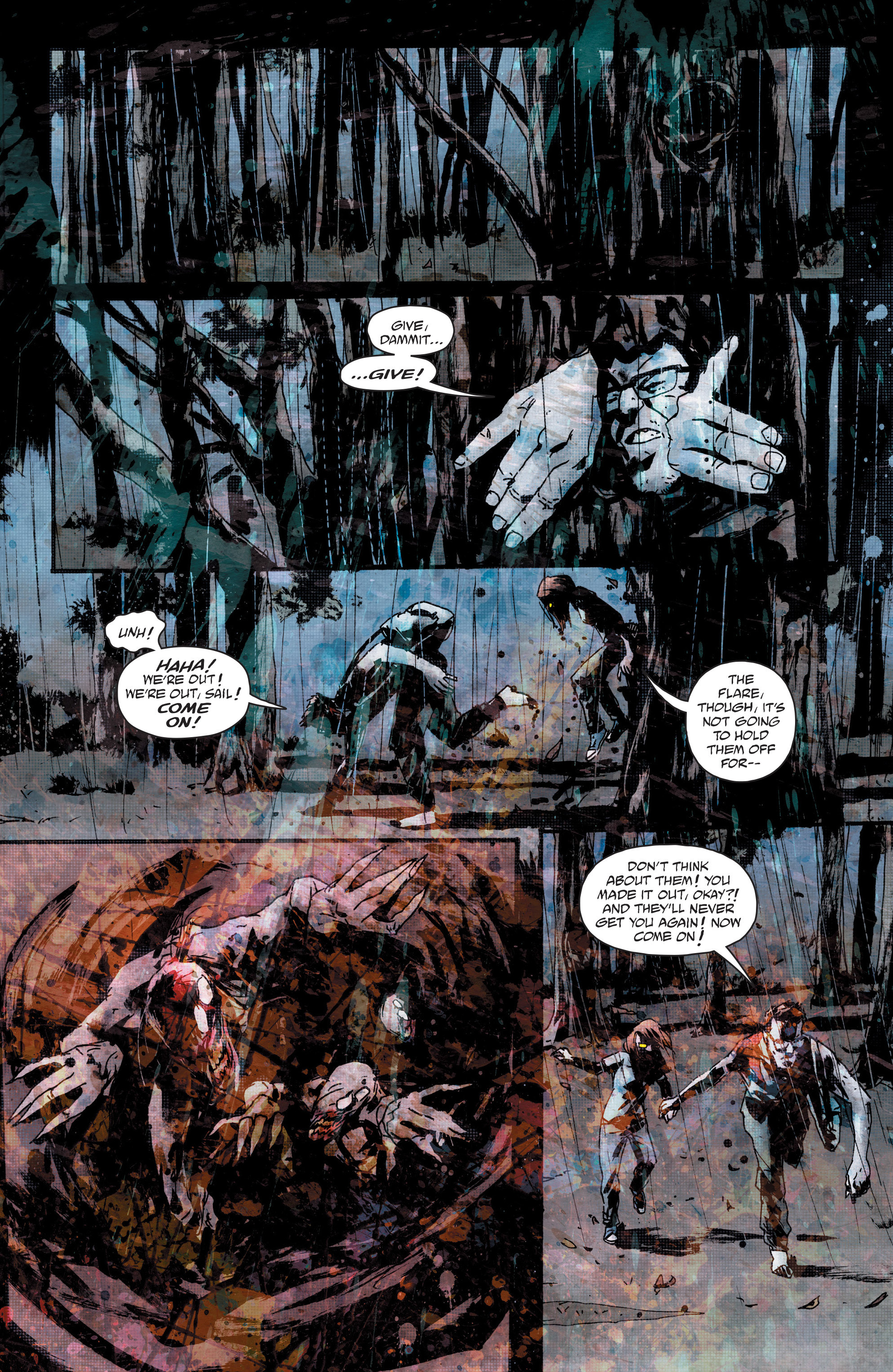 Read online Wytches comic -  Issue #6 - 10