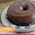 Bolo Gótico Suave (ou Bolo de Chocolate) | Especial de Halloween