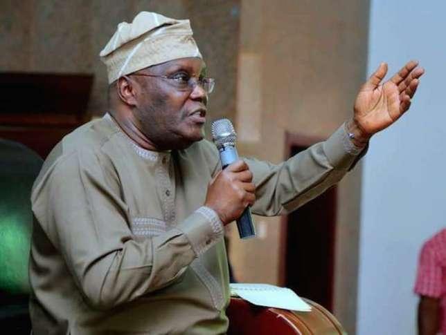 POLITICS: Atiku Abubakar Buhari ya raba kawunan yan Nijeriya - inji tsohon mataimakin shugaban kasa