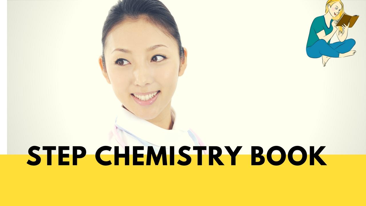 STEP MDCAT Chemistry Book PDF | MDCAT Guide