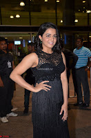 Wamiqa Gabbi in a sleeveless Black Designer Transparent Gown at 64th Jio Filmfare Awards South ~  Exclusive 041.JPG