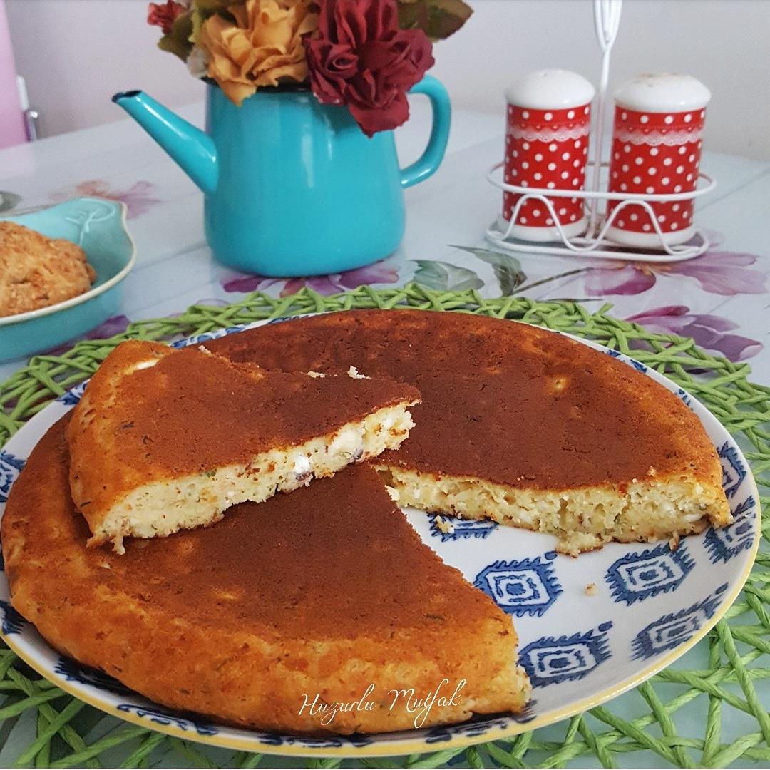Fındıklı Tava Keki Tarifi