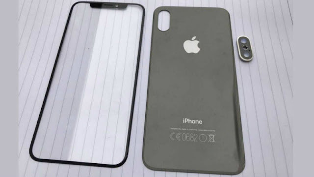iPhone 8 latest Leaked Images Reveal Bezel-Less Design