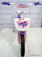 16 Inch GoodWay 1602 Diva Kids Bike