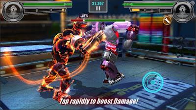 Real Steel Champions v.1.0.169 Apk Terbaru Free Download screenshot 5