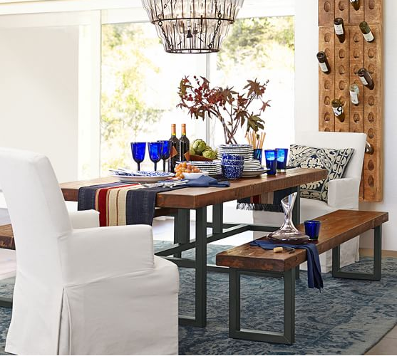 Classic Casual Home Six Ways To Update Your Dining