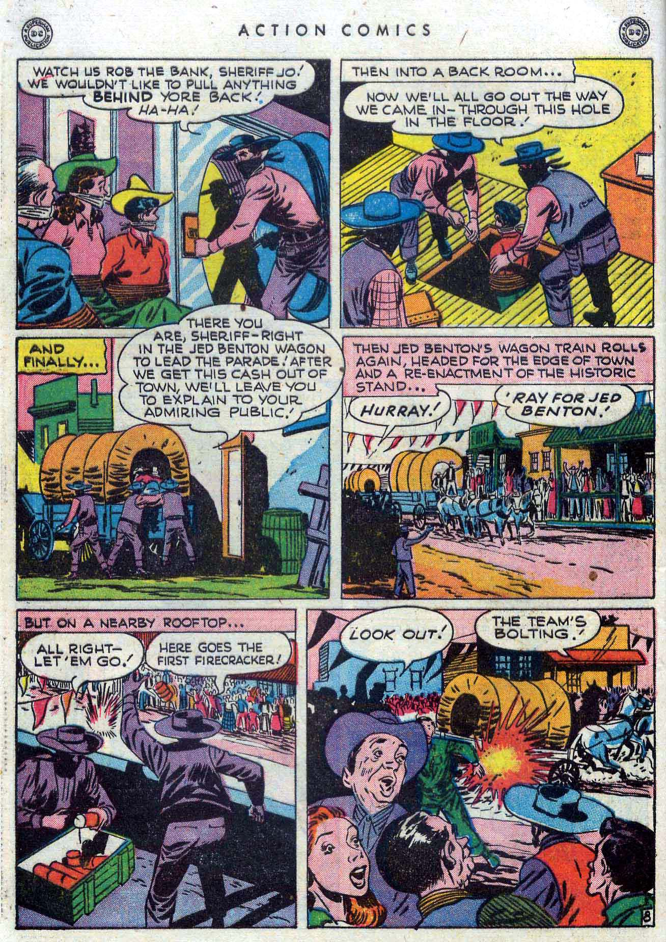 Read online Action Comics (1938) comic -  Issue #110 - 36