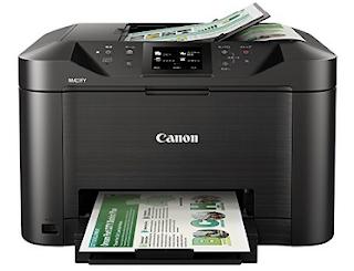 Canon MAXIFY MB5130 ドライバ ダウンロード - Mac, Windows, Linux