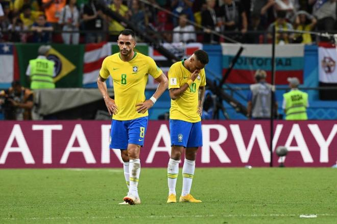 1332b3fc27 Números favoráveis não salvam ano pífio da Seleção Brasileira