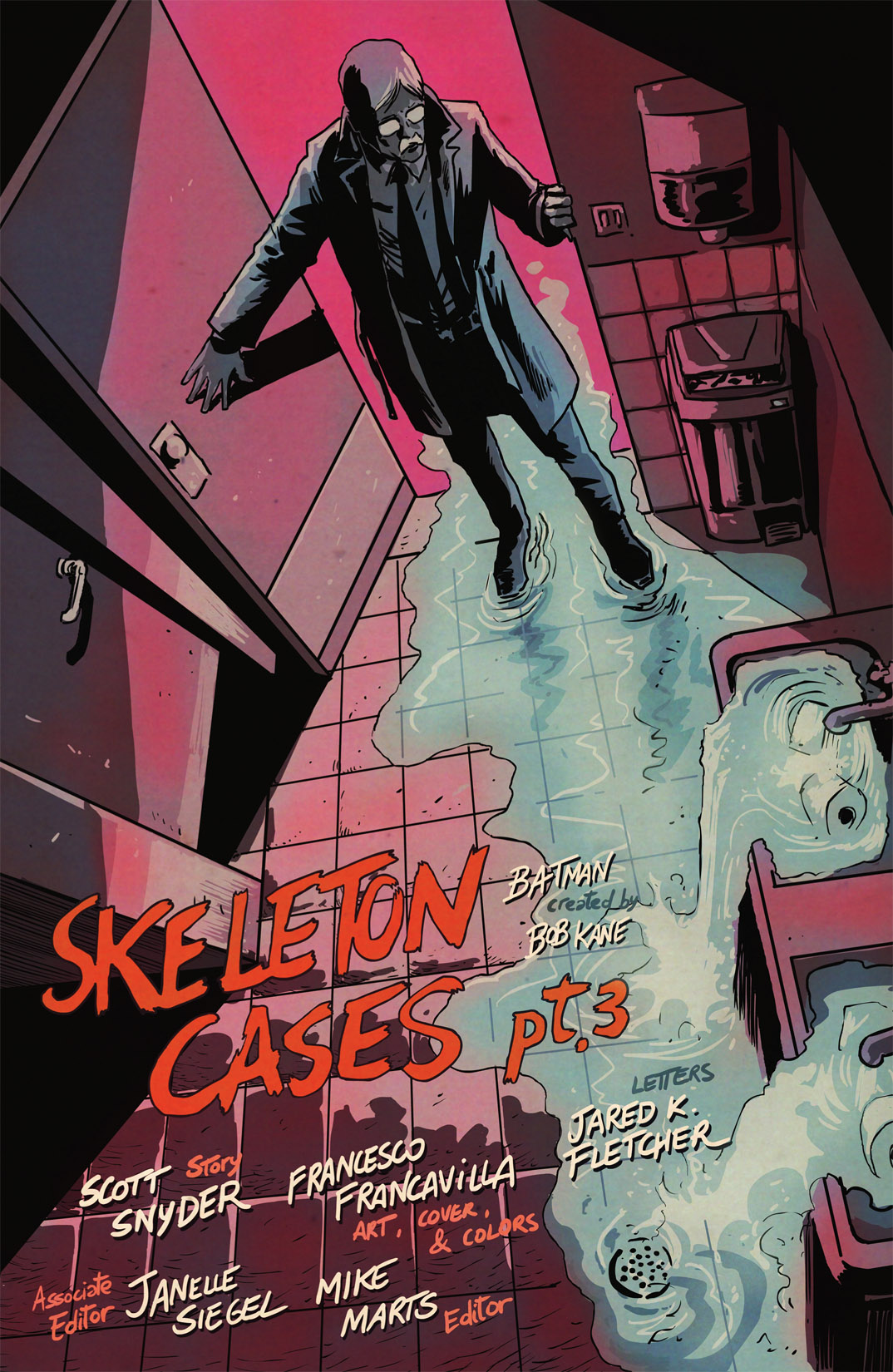 Detective Comics (1937) 874 Page 9