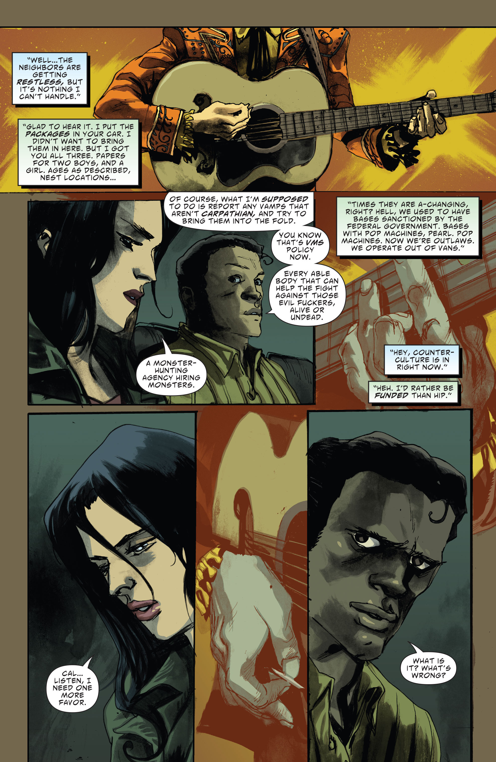 Read online American Vampire: Second Cycle comic -  Issue #2 - 4