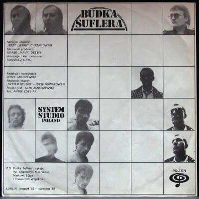 Budka Suflera - Czas czekania, czas olśnienia okładka albumu