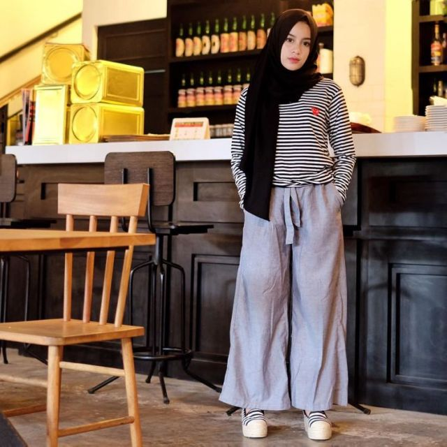 Style Jilbab Pashmina 2018 Ala Selebgram Instagram