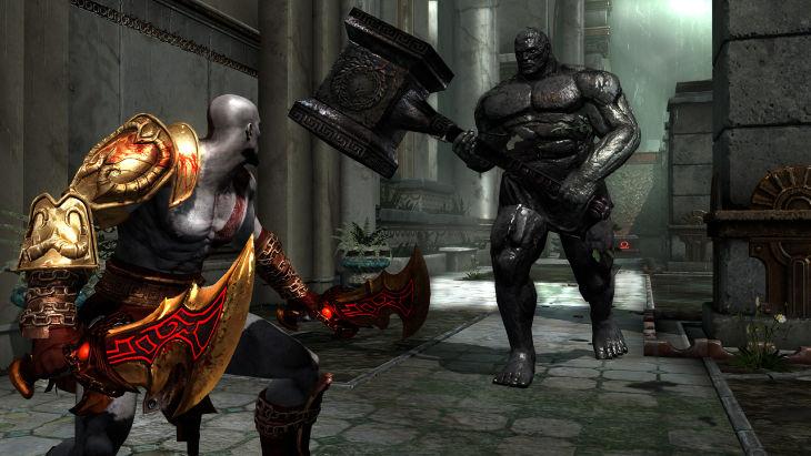 God of War 3 Full Version PC game Free Download Game