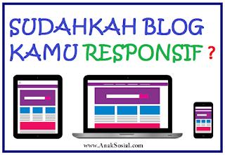 Cara Cek Blog atau Web sudah Responsif