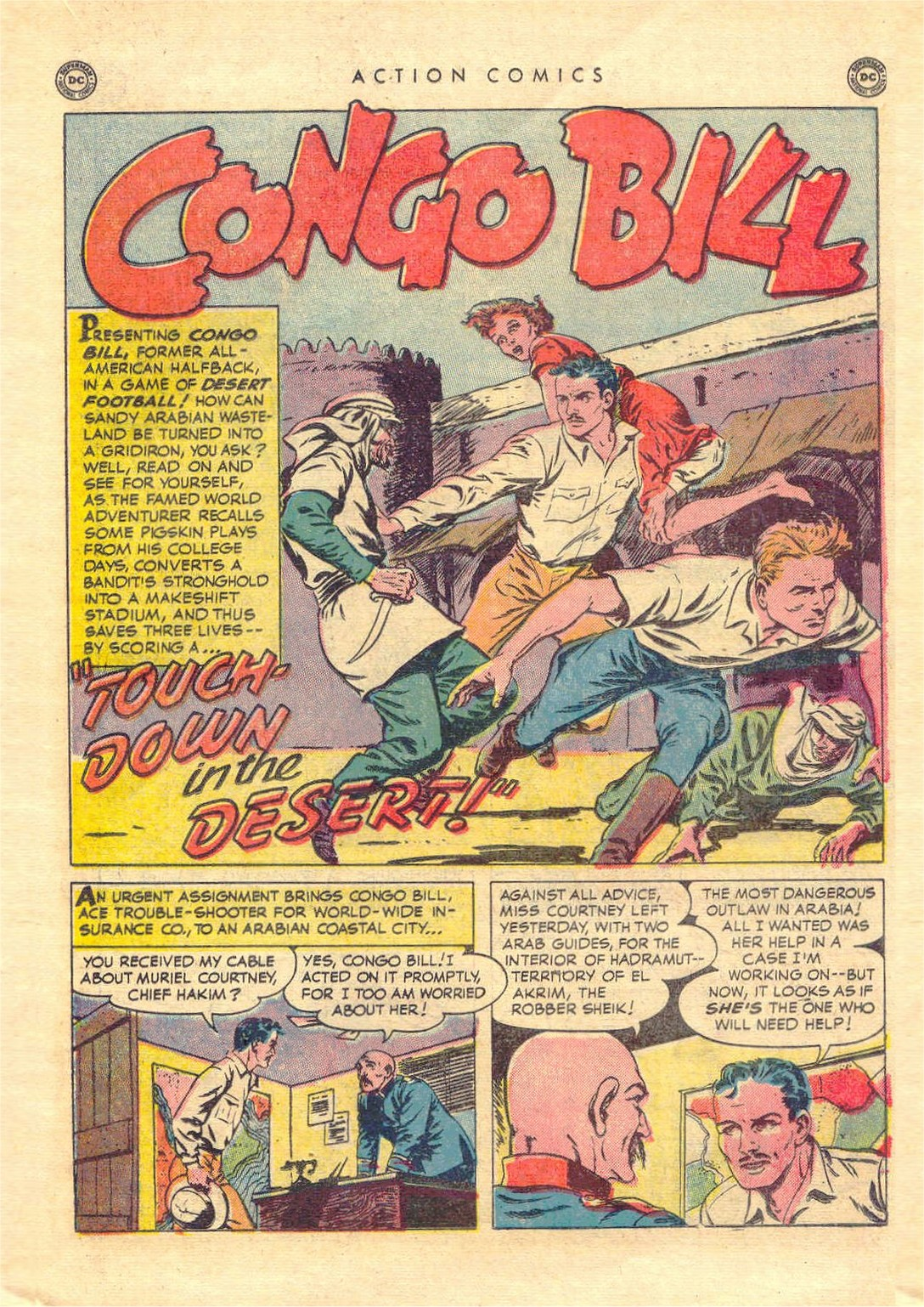Read online Action Comics (1938) comic -  Issue #151 - 26