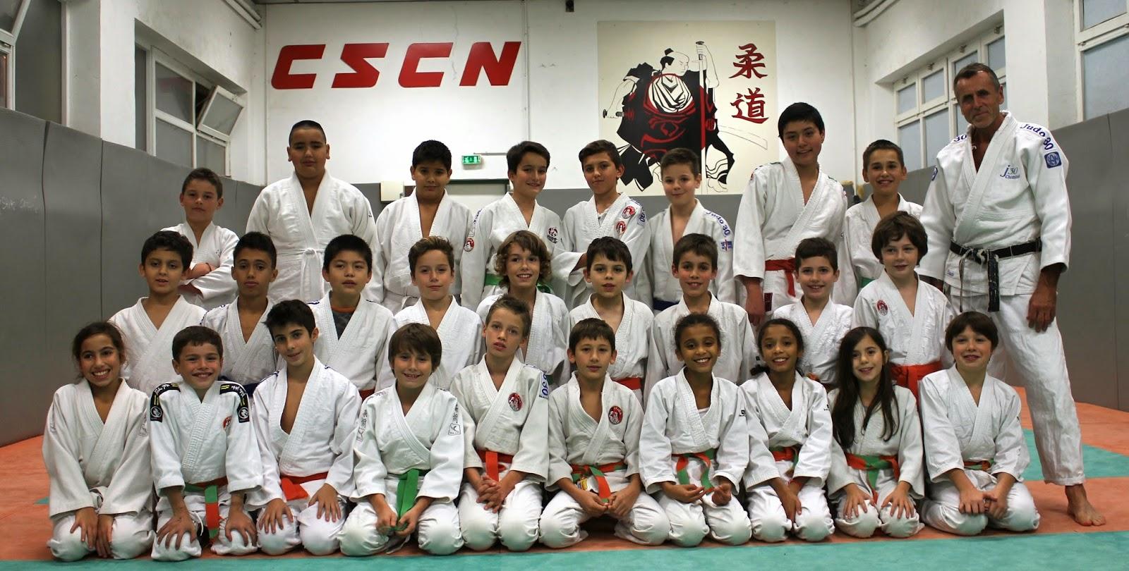 club judo nimes