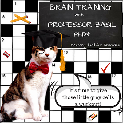 Brain Training With Professor Basil