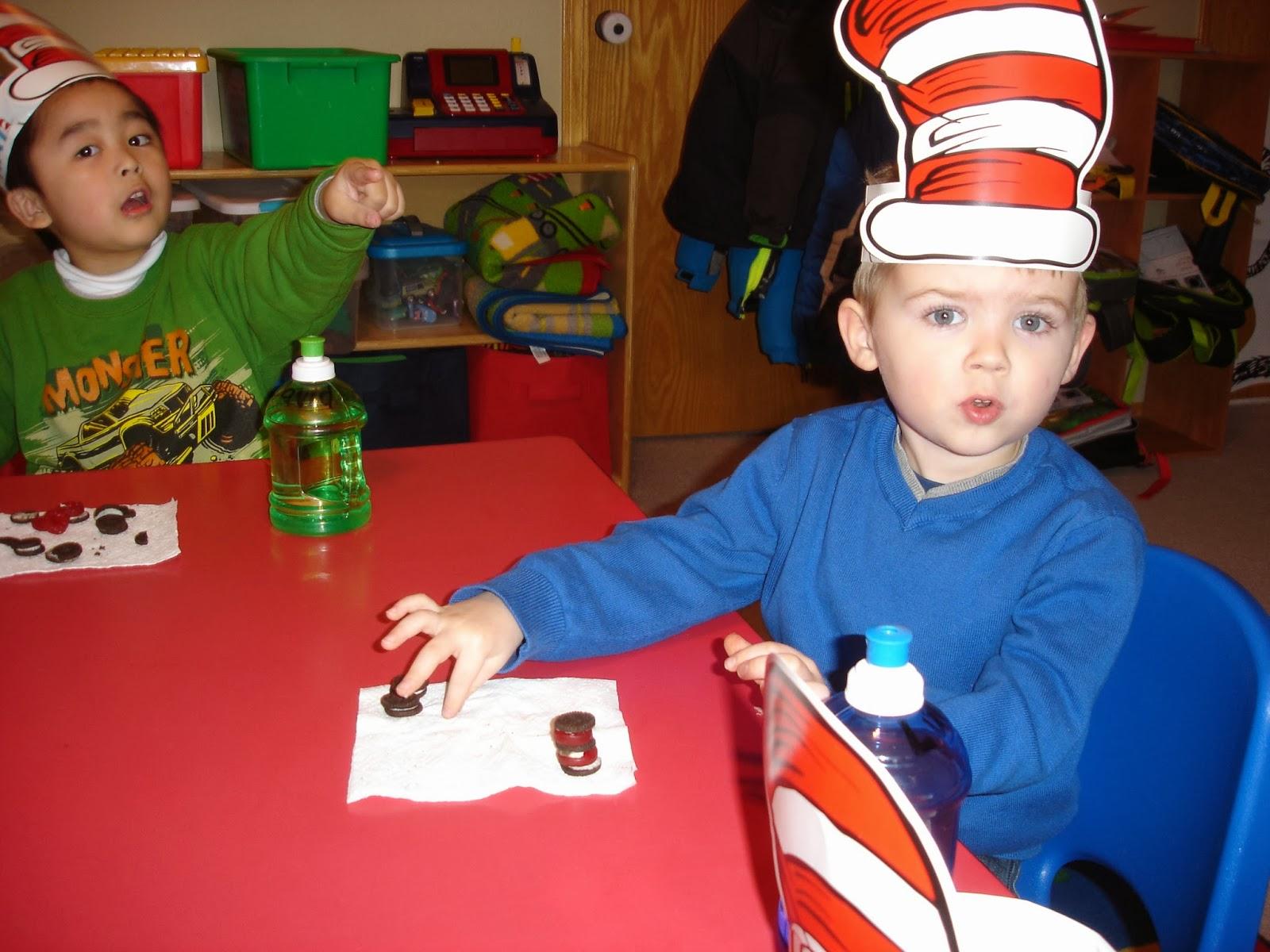 Ms Boedee S Kinder Prep Dr Seuss