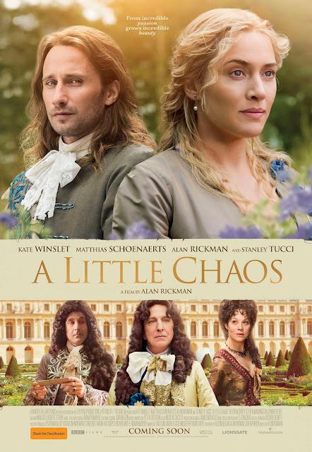 A Little Chaos (2015) ταινιες online seires oipeirates greek subs