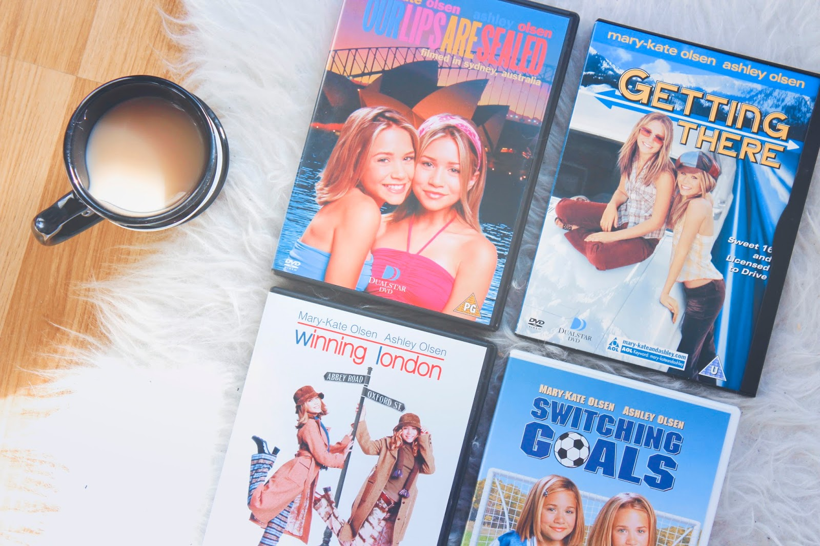 See The Stars - Olsen Twin DVD collection