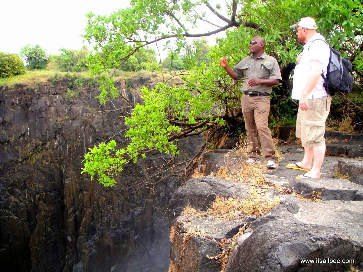 Victoria Falls Hotel Options | Exploring Livingstone Island on Victoria Falls
