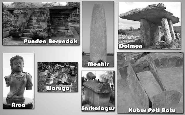Megalitikum merupakan kebudayaan yang menghasilkan bangunan Hasil Budaya Zaman Batu Besar (Megalitikum/Megalitik)