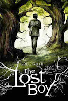 Book cover:  The Lost Boy by Greg Ruth.  Image Source:  http://d202m5krfqbpi5.cloudfront.net/books/1365465556l/17265276.jpg