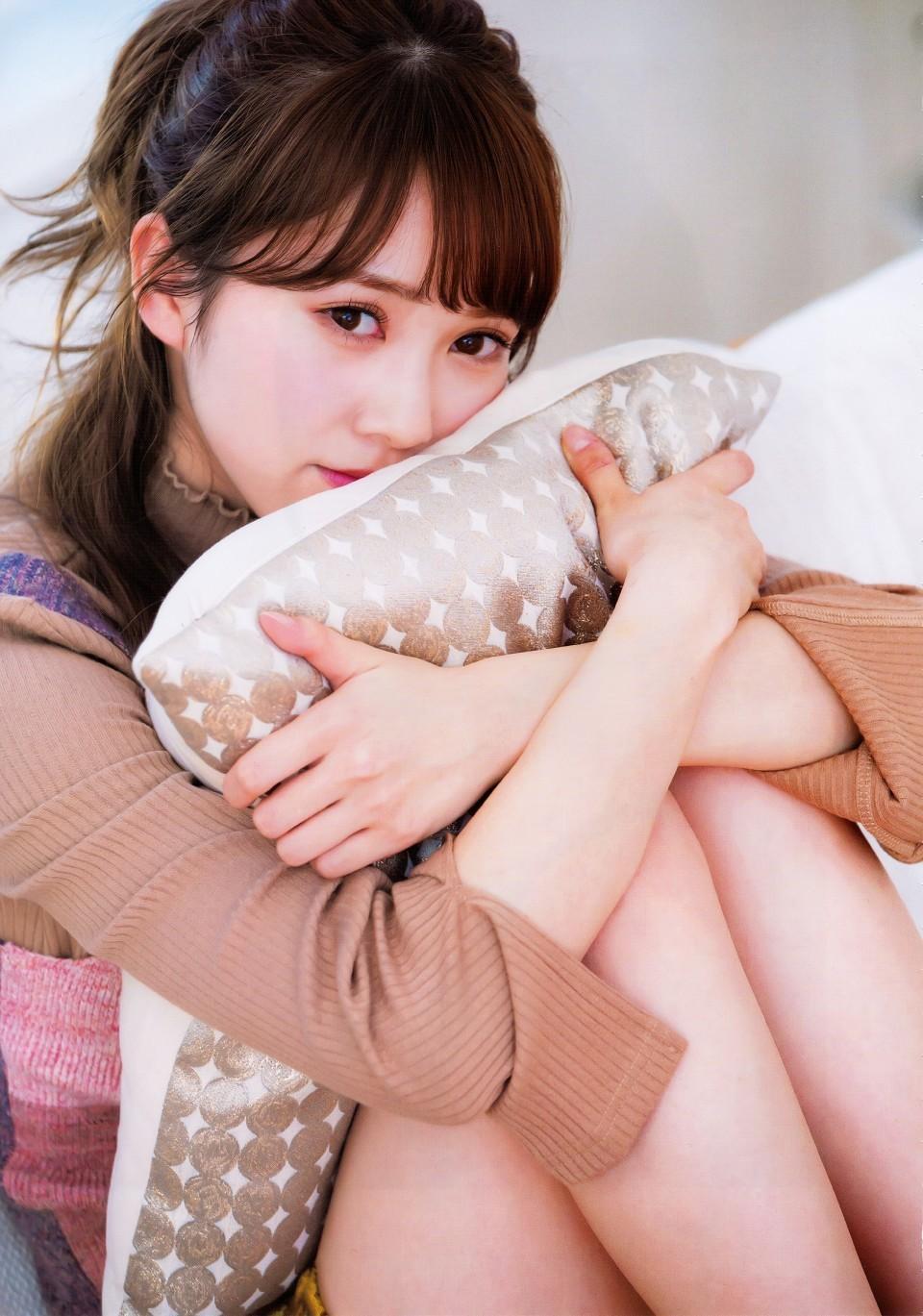 Kato Shiho 加藤史帆, Kageyama Yuuka 影山優佳, GIRLS PLUS 2018 VOL.03 Part.02